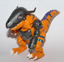 "Bandai Digimon 6"" Digimon Digivolving Metal Wargreymon Action Figure Incomplete"