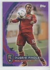 2014 Topps MLS Purple /99 Robbie Findley #188