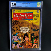 DETECTIVE COMICS #205 (DC 1954) 💥 CGC 4.0 OW-W 💥 ONLY 32 IN CENSUS! Batman