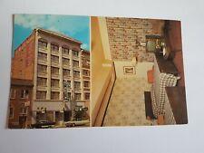 St Regis Hotel Calgary Alberta Postcard Vintage Unposted