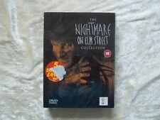 THE NIGHTMARE ON ELM STREET COLLECTION 5-DISK BOX SET REG 2 EDV 9083 NEW/SEALED
