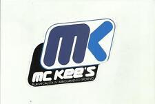 sticker adesivo mk mc kee's abbigliamento sportivo