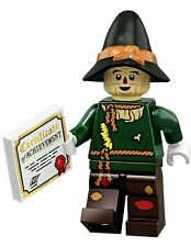 New - Lego Minifigure - Scarecrow - Lego Movie 2 Collecatable Series