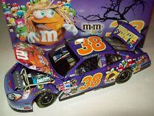 Elloitt Sadler 2005 M&Ms Minis Halloween #38 Ford Taurus 1/24 NASCAR Diecast New