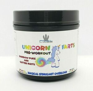 Final Labs UNICORN FARTS Extreme Ultra-Potent Magical Pre-Workout 30/60 Servings