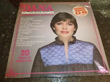 DANA - Everything Is Beautiful - 1980 UK 20-track compilation LP