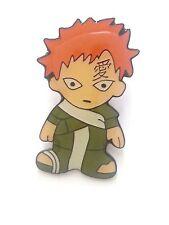 TV Animation Naruto Gaara Gara Metal Pin Badge