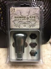 Basic Grey Notch and Die 3 Piece Cutting Tool and Tips Set NEW