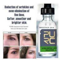 100% Pure HYALURONIC ACID Hydrating Serum Wrinkle Serum Anti Aging Serum