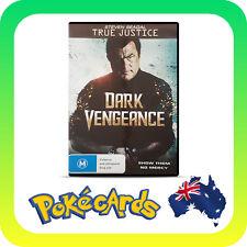 True Justice - Dark Vengeance (DVD, 2011) - FREE POSTAGE!