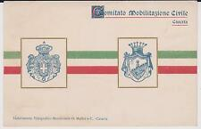 CASERTA COMITATO MOBILITAZIONE CIVILE 1915/1918 BELLA !