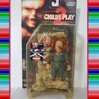 McFarlane Toys Movie Maniacs Series 2 Child's Play 2 CHUCKY Action Figure 1999