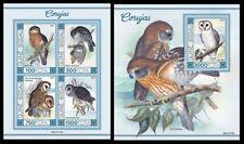 Guinea Bissau 2021 Owls II. (116)