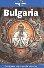 Bulgaria (Lonely Planet Country Guides),Paul Greenway