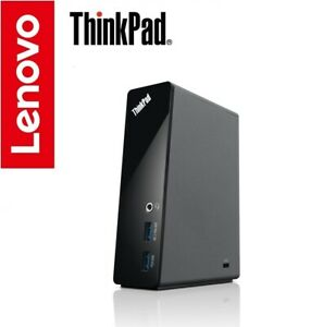 ThinkPad USB 3.0 Dock X1 Carbon Yoga Tablet T490/s P53/s 4X10A066WW Warranty