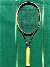 HEAD Pro Stock TGT260.4 w Graphene Radical MP Paint Job 98 16x19 Racket 3/8 EXCL