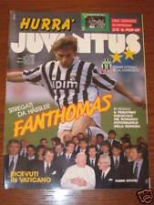 HURRA' JUVENTUS 1991/5 CLAUDIO CHIAPPUCCI SCHILLACI ***