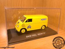 """DKW F89L F-89-L 1:43 """"MORITZ"""" BEER INCLUDES BOX! MINT!"""