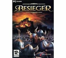 Besieger ( PC CD Game ) * Brand New * & Factory Sealed, FREE US First Class Ship