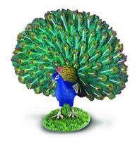 CollectA Animal Figurine - Peacock #88209