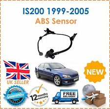 For Lexus IS200 1999 12/2005 2.0 Front Right ABS Anti Lock Brake Sensor NEW