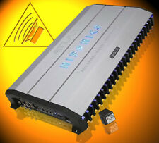 Hifonics ARX5005 5-Kanal Endstufe Hifonics Endstufe 4x125+1x 650 Watt RMS