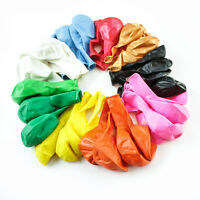 Pack of 50 - 10inch Latex Helium Air Quality Balloons for Party Birthday