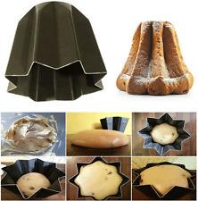 Facile stampo teglia torta natale forma di pandoro panettone fatto in casa