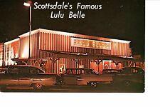 Scottsdale, AZ   Lulu Belle Bar & Restaurant  1950s