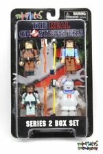 Real Ghostbusters Minimates Series 2 Box Set