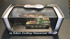Dragon Ultimate Armor 1/72nd (20mm) 5.5cm Zwilling Flakpanzer Western Front 1945