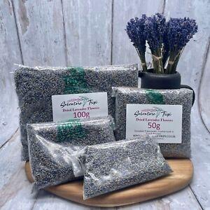 French Lavender Dried Petals Flower Loose Fresh Natural Genuine Scent Pot Pourri