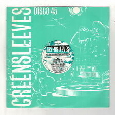 """HOME T-who is he / H LINDO-taking over   greensleeves 12"""" (hear)    reggae digi"""