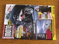 $$$ Revue Moto Magazine N°263 Yamaha 660 MT-03Kawa GTR 1400VestesCBF 1000