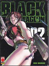 BLACK LAGOON N°2  Edizione Planet Manga