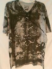 RETROFIT T-Shirt Sz. 2XL (Gray/White)