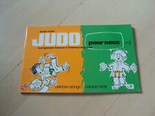 livre  JUDO pour nous n° 2