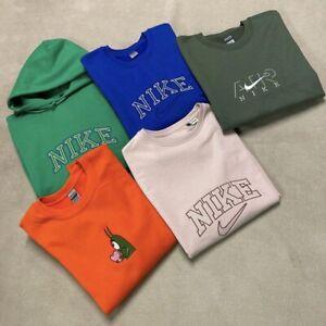 Vintage Nike Sweater 90's Blau
