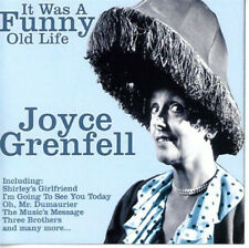 Joyce Grenfell - It Was A Funny Old Life NEW CD COMEDY / MUSICAL  MONOLOGUES
