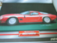Dream Cars N Bizzarrini GT Strada 5300, 1963