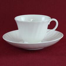 Kaffeetasse & Untertasse Royal Doulton Cascade