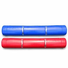 6' Inflatable Joust Pole Red Blue Air Filled Poles For Interactive Game Combat