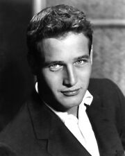 American Film Actor PAUL NEWMAN Glossy 8x10 Photo Movie Poster Celebrity Print
