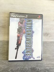 PS2 EXTERMINATION Sony PlayStation 2 Video Game Import JAPAN