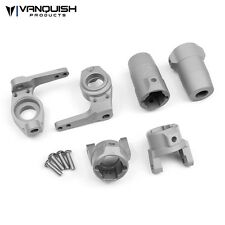 Vanquish Products Axial SCX10 Stage One Kit Clear Anodized VPS06518