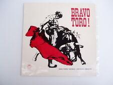 "BANDA TAURINA ESPANOLA - BRAVO TORO! - CM213  10"" LP"