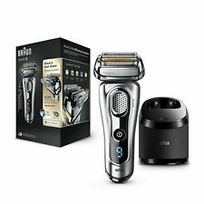 BRAUN Series 9 9290cc Men's Wet & Dry Electric Shaver