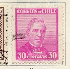 Chile 1931-34 Early Issue Fine Used 30c. 089757