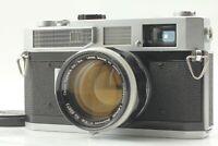 [NEAR MINT] Canon Model 7 w/ 50mm f/1.4 L39 LEICA Screw Mount Lens From JAPAN