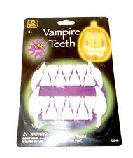 Pumpkin Teeth Decorating Kit Vampire Teeth NIP
